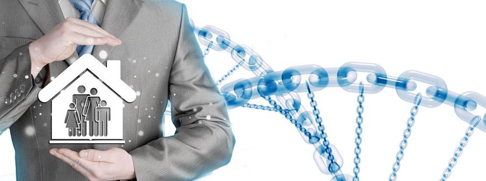 Security First - La technologie ADN au service de votre sécurité